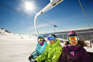 a week in Queenstown in ski season
